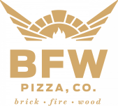 BFW Pizza logo